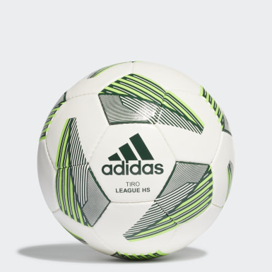 Football White Tiro Match Ball