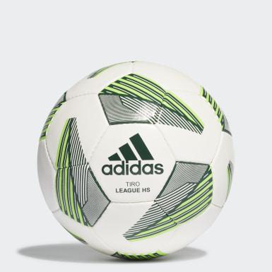 Fodbold Hvid Tiro Match bold