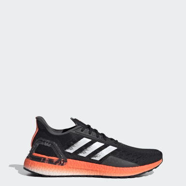 Men's Running Black Ultraboost PB Shoes