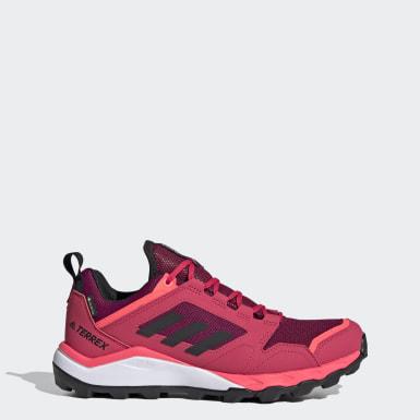 Chaussure Terrex Agravic TR GORE-TEX Trail Running rose Femmes TERREX