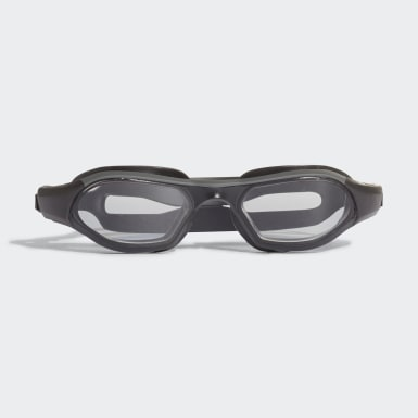 Youth Swimming Grey Persistar 180 Unmirrored Goggles