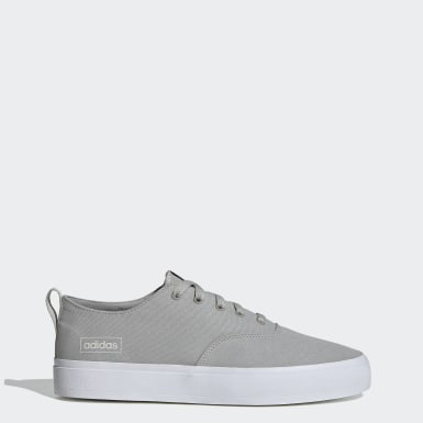 Men Sport Inspired Grey Broma Shoes