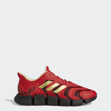 Running Red Climacool Vento Shoes