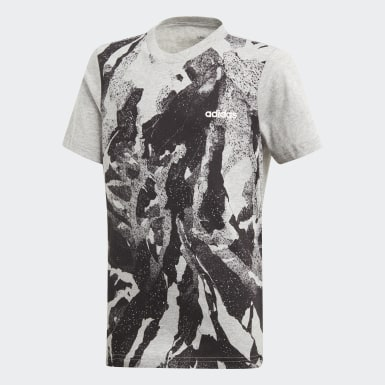 Playera Essentials Allover Print