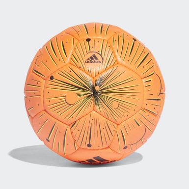Handball Comire Unlimited Ball Orange