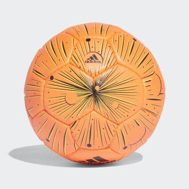 Handball Orange Comire Unlimited bold