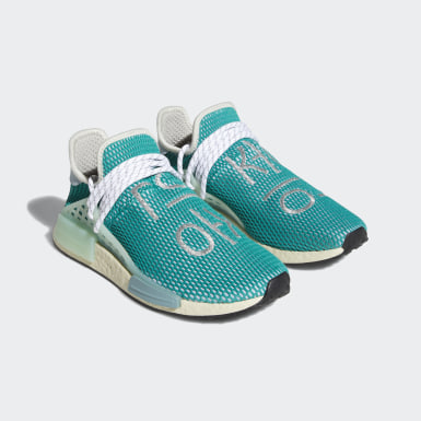 Men Originals Grey Hu NMD Shoes
