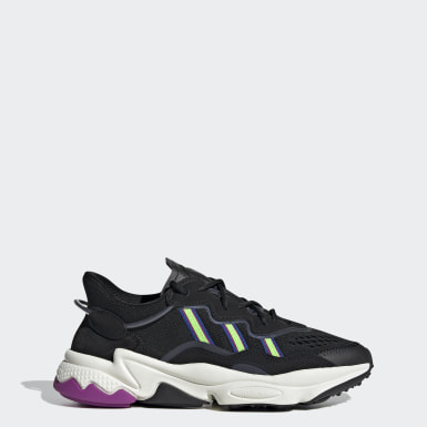 Women Originals Black OZWEEGO Shoes