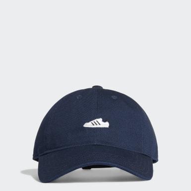 Originals สีน้ำเงิน หมวกแก๊ป SST