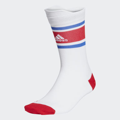 Chaussettes mi-mollet Alphaskin Ultralight Performance Blanc Training