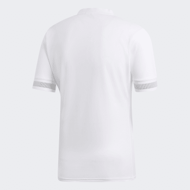 Camiseta Suplente All Blacks Blanco Hombre Rugby