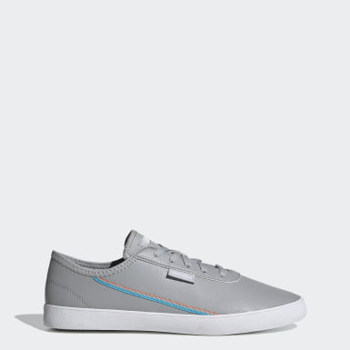 Women Sport Inspired Grey Courtflash X Shoes