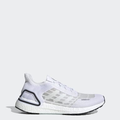 Men Running White Ultraboost SUMMER.RDY Shoes
