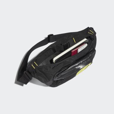 ผู้หญิง เทรนนิง สีดำ กระเป๋าคาดเอว Sport Casual