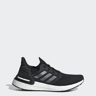 Kadın Koşu Black Ultraboost 20 Ayakkabı