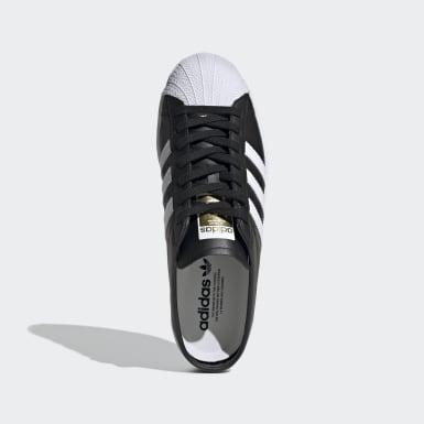 Originals zwart Superstar Slip-on Schoenen