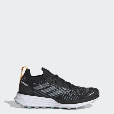 Sapatos de Trail Running Terrex Two Parley Preto Mulher TERREX