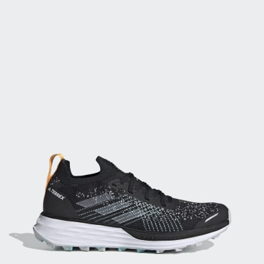 Women TERREX Black Terrex Two Parley Trail Running Shoes