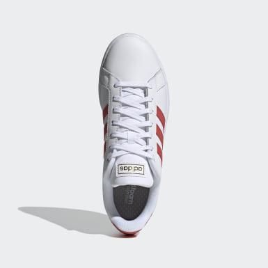 Zapatillas Grand Court Blanco Hombre Sport Inspired