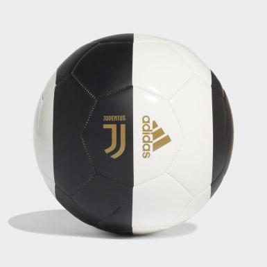 Football White Juventus Capitano Ball