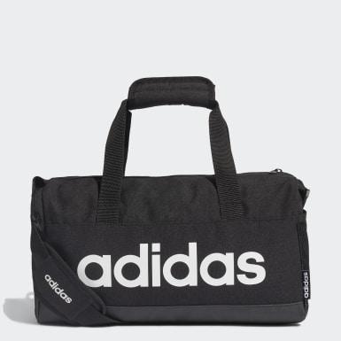 Træning Sort Linear sportstaske