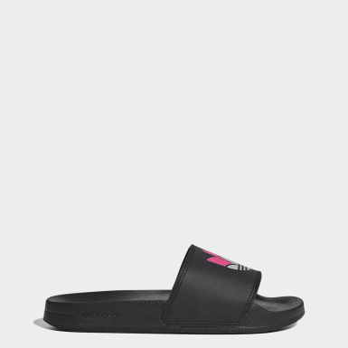 Women Originals Black Adilette Lite Slides