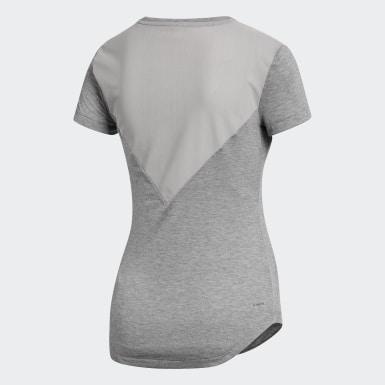 Women Training Grey PRIME TEE MIX