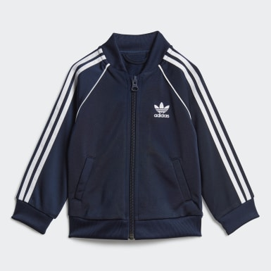 Barn Originals Blå SST Track Suit