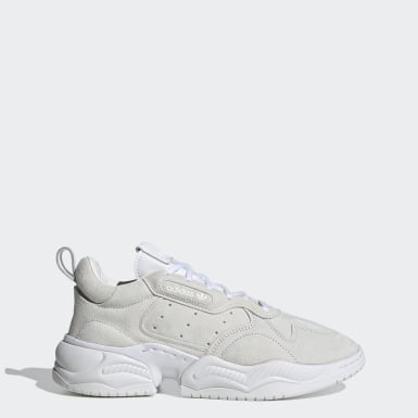 Men's Originals White Supercourt RX Shoes