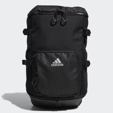 Men Golf Black Rucksack Backpack
