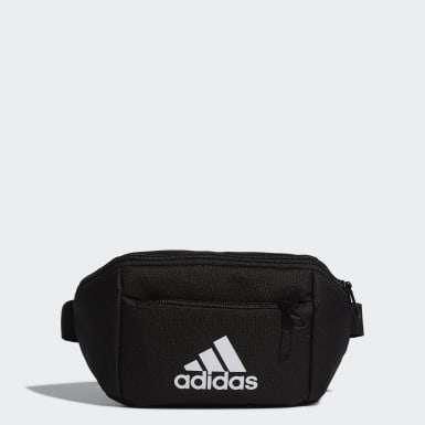 Training Black Waist Bag