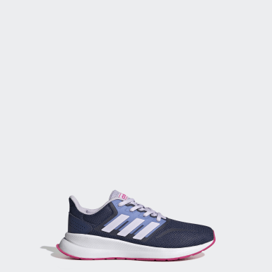 Sapatos Runfalcon Azul Criança Running