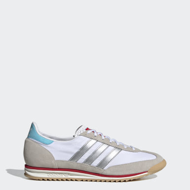 Men's Originals White SL 72 Shoes