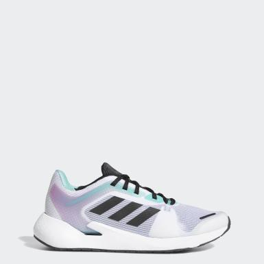 Männer Running Alphatorsion Schuh Weiß