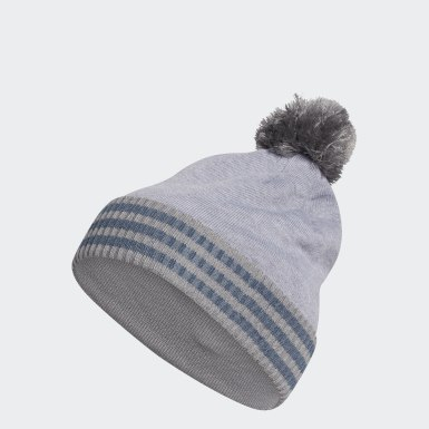 Men Golf Grey Golf Statement Beanie