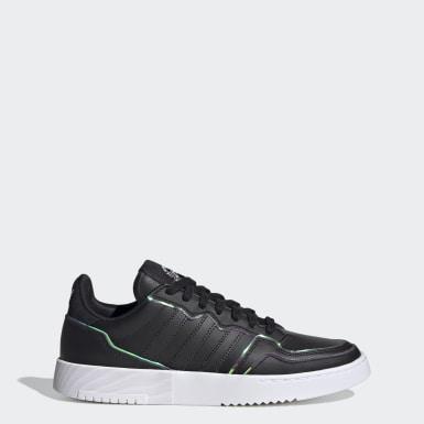 Kvinder Originals Sort Supercourt sko