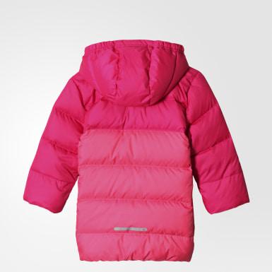 розовый Куртка