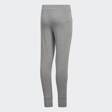 Youth Training Grey Linear Iridescent Joggers