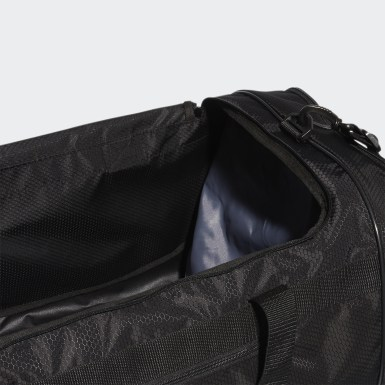 Training Black Defender 3 Large Duffel Bag