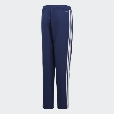 Pantalon Tiro 19 Woven Bleu Enfants Training