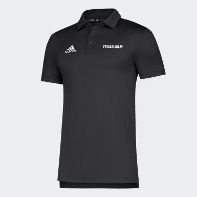 Men's Athletics Multicolor Aggies Game Mode Polo Shirt