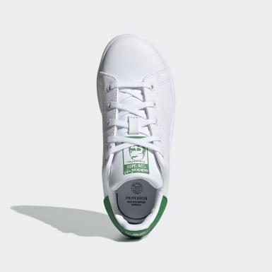Çocuklar Originals Beyaz Stan Smith Ayakkabı
