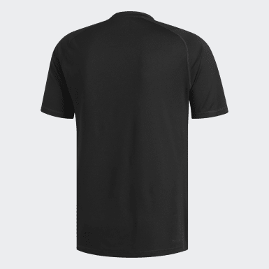 Polera FreeLift Sport Ultimate Solid Negro Hombre Training