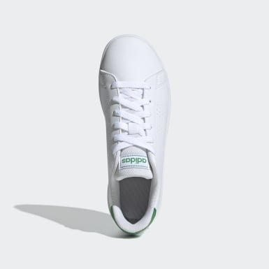 Tenis Advantage Blanco Niño Essentials