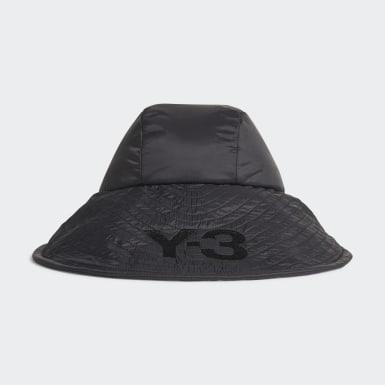 Y-3 Svart Y-3 CH2 Bucket Hat
