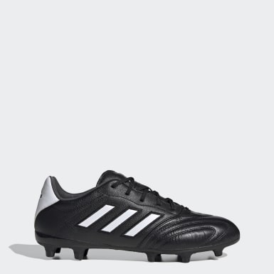 Men's Soccer Black Copa Kapitan Firm Ground Cleats