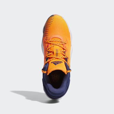 Sapatos D.O.N. Issue #2 Laranja Basquetebol