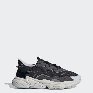 Sapatos OZWEEGO Preto Mulher Originals