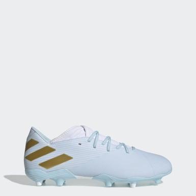 Zapatos de fútbol Nemeziz Messi 19.3 Año 15 Terreno Firme