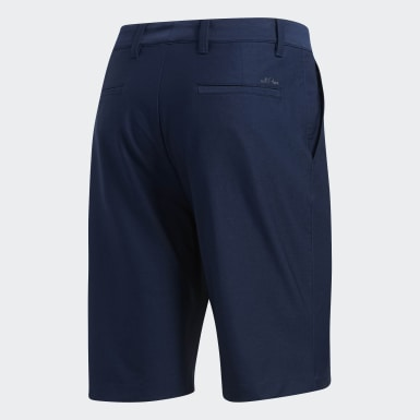 Heren Golf Blauw Adipure Tech Short